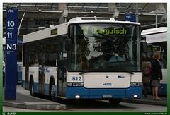 "Scania / Hess N94UB ""VBL"" (uslovig) Tags: bus schweiz coach europa europe swiss luzern scania hess 612 verkehrsbetriebe midibus vbl obergtsch n94ub"