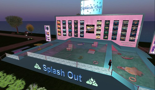 home and garden show in second life