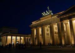 Germany - Berlin - Brandenburg Gate (Jim Strachan) Tags: berlin brandenburggate