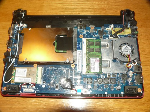 Samsung N110 Tablet Mod