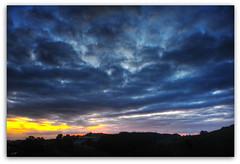 Sunrise - HDR (Ah Hman) Tags: film sunrise effects velvia software fujifilm nik 100 hdr 5xp