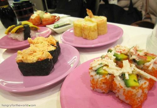 maki at sakae sushi
