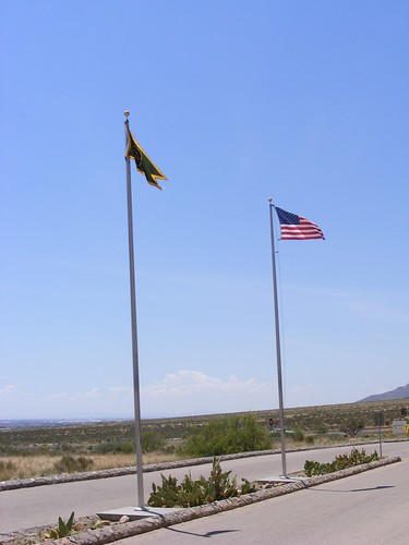 Flags of the Border Patrol Museum