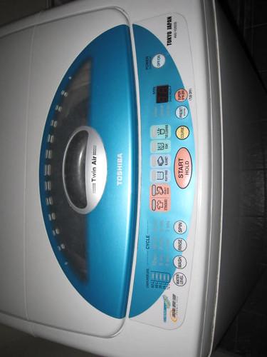 Toshiba Washer AW 1050S (mesin cuci toshiba AW 1050S)