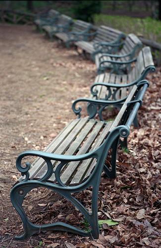 ベンチ:Bench
