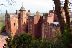 Dunster Castle (Canis Major) Tags: heritage entrance property somerset nationaltrust dunster dunstercastle luttrellfamily