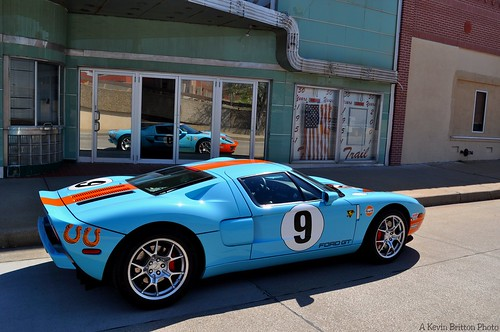 However There Were Only Around  Of The Heritage Edition Made Blue Orange Paint Scheme In Tribute Of The  Lemans Champion Gulf Gt  Car