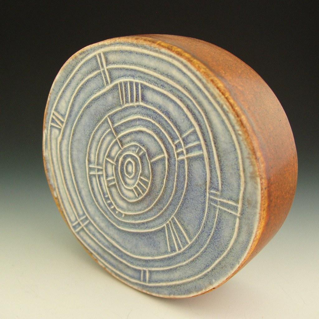 Round Wall Box