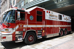 BOSTON RESCUE 1 (MIKECNY) Tags: rescue boston fire firetruck firehouse apparatus