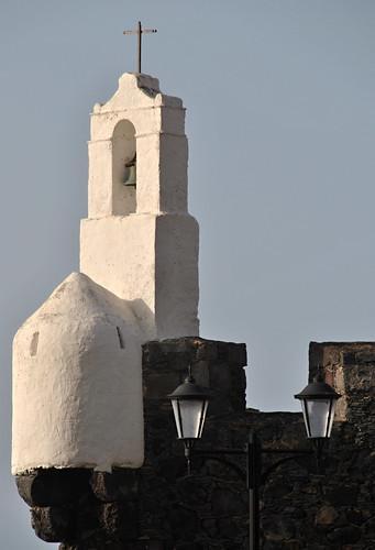 Campanario del Castillo de Garachico