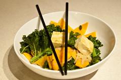 Mustard-Crusted Tofu