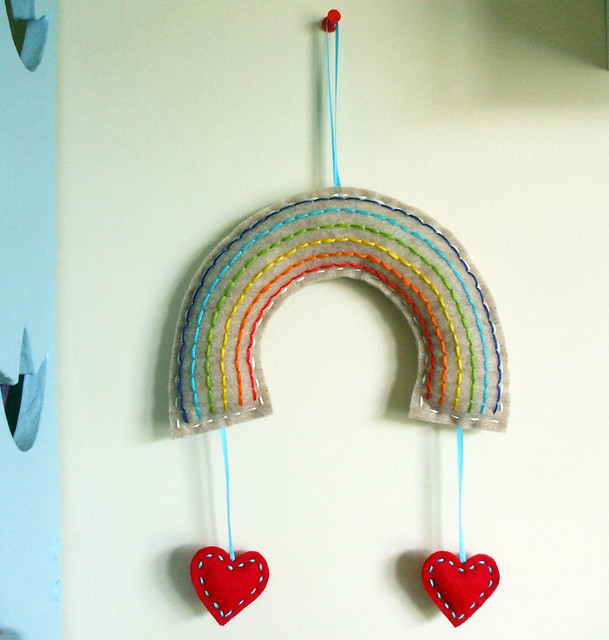 EMBROIDERY WALL HANGINGS
