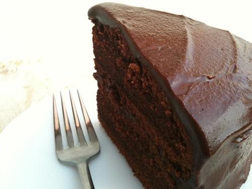 Chocolate Fudge Cake Nigella Bites