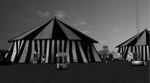 Circus Black and White