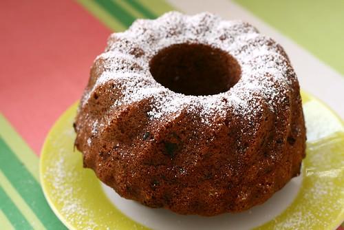 Small Bundt Cake