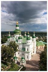 The Trinity church (AnkhaiStenn) Tags: church temple god russia ukraine lord monastery trinity cupola russian ukrainian the chernihiv chernigov