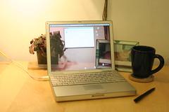 Transparent PowerBook