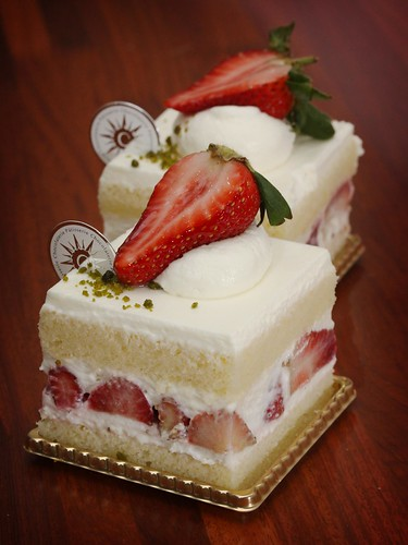 Strawberry Shortcake @ Canele