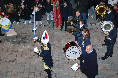 Desfile Jornadas Hellín - San Sebastián