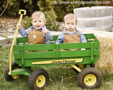 Farmer Twins