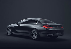 The BMW Concept Gran Coupe