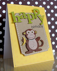 Monkey Monkey (Lucy Abrams) Tags: happybirthday heroarts kco octoberafternoon