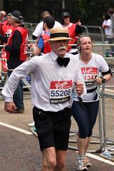 Virgin London Marathon 2010 (42run) Tags: lm10 55205 42run
