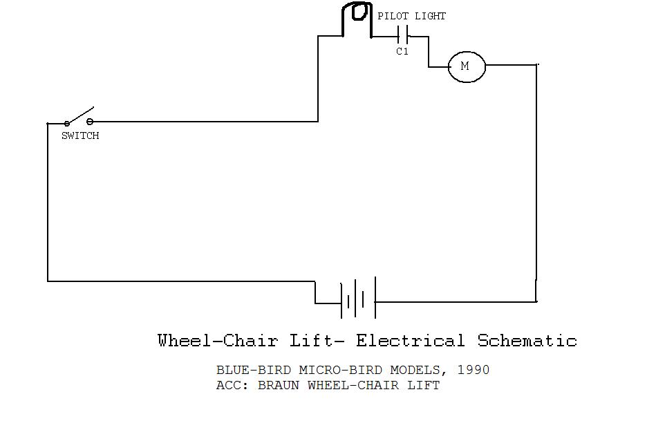 Bluebird Lift Wiring Diagram