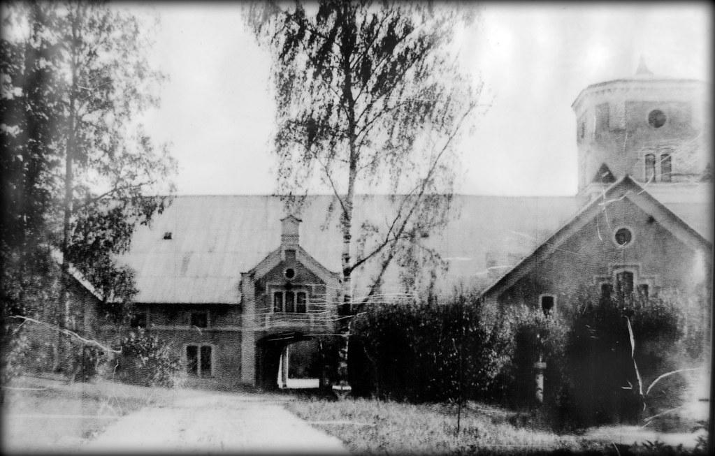 2.Hammarby cowhouse ca.1900