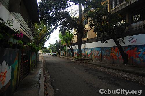 Cebu Normal University mural