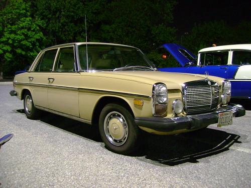 1974 mercedes benz 240 d 30. 1974 Mercedes-Benz 280