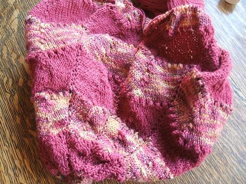 Revontuli shawl