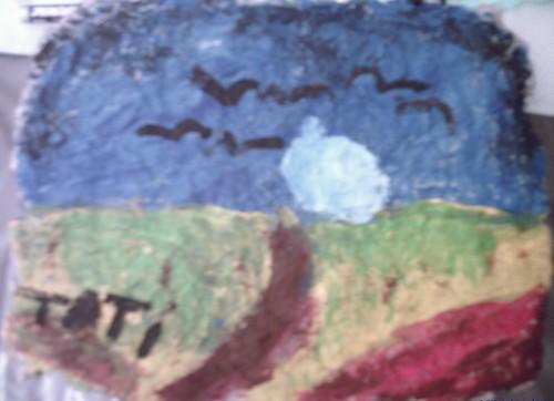 Van 'Marchê' Gogh - 01