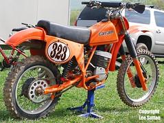 Vintage Motocross Bike (Lee Sutton) Tags: bike vintage dirt motorcycle motocross canam leesutton