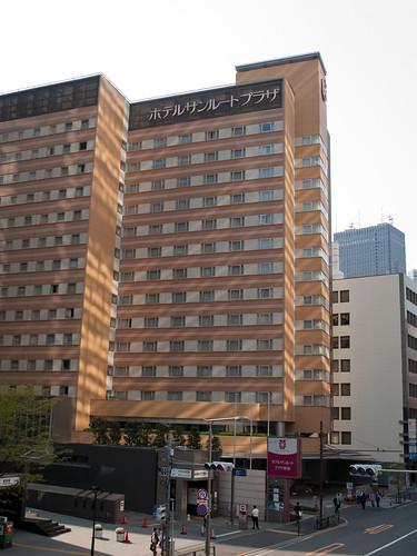 Sunroute Plaza Shinjuku