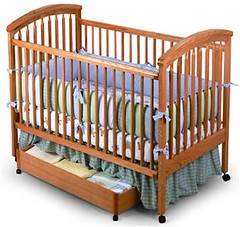 Recalled crib - CPSC
