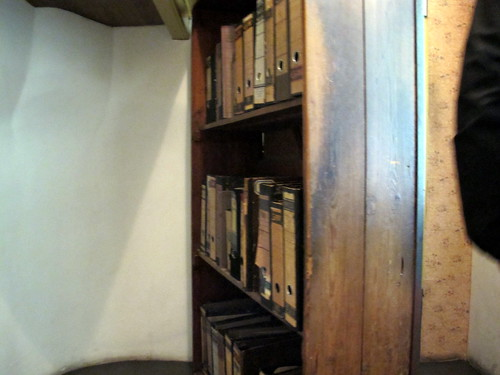 Anne Frank Bookcase