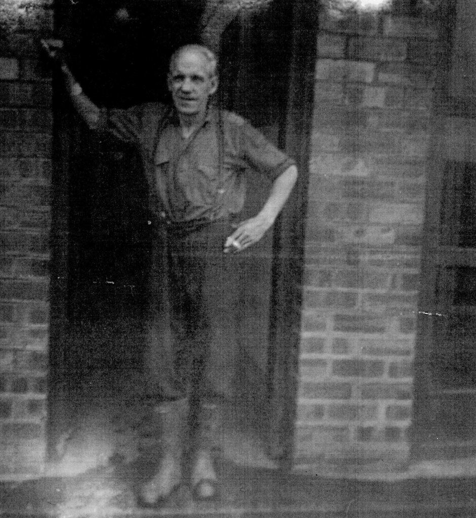 David Stock Maryhill Colliery 1975