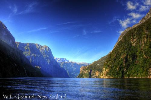 Milford Sound - 4