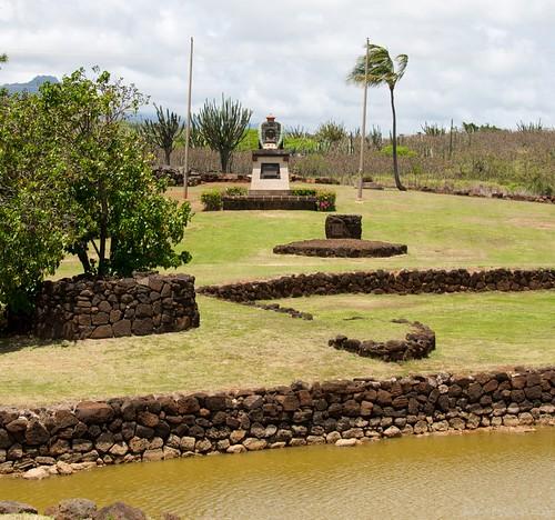 Prince Kuhio's Birthplace Koloa, Kauai