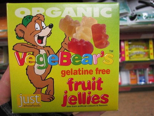 Organic Fruit Jellies