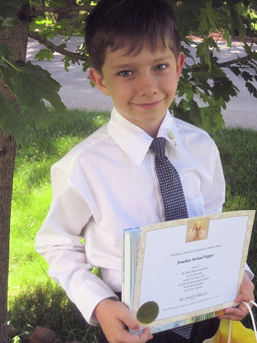 5/8/10-First Communion Boy