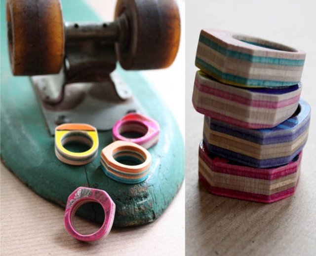 Recycled-Skateboard-Rings
