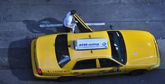 ATMazing (Trish Mayo) Tags: newyork man shadows manhattan taxi yellowcab fromabove gothamist thebestofday gnneniyisi