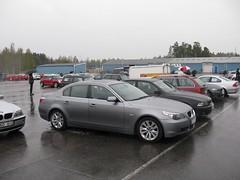BMW 525i (nakhon100) Tags: cars bmw 525 525i 5series e60 5er mantorp