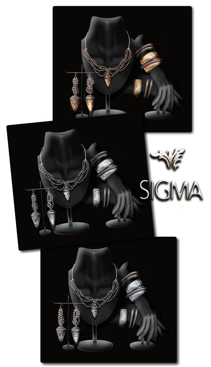 SIGMA Jewels/ Pattern