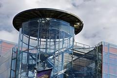 Plus City und so (austrianpsycho) Tags: building turm gebäude glas pasching pluscity