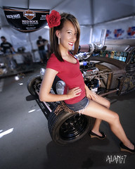 Erica (alan57) Tags: cars photoshop truck portraits eyes faces diesel lasvegas models rusty erica autos custom peters rods pinups ratrods sigma1020mm carshows rodrun alan57 coffeeshopactions adoreadmireappreciate welderup ericapeters dieselrod