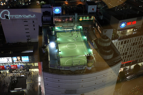 アディダスフットサルパーク渋谷