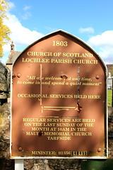 Church... (pampossum) Tags: nature scotland wildlfie glenesk tamron18270 canon550d